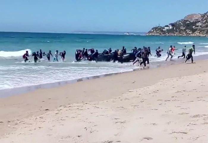 Sicilia tornano gli sbarchi degli immigrati