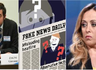 """Zagni, direttore di """"Pagella Politica"""" e membro della task force anti fake news"""