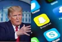 Trump, contro social