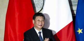 Xi JInping all'Oms