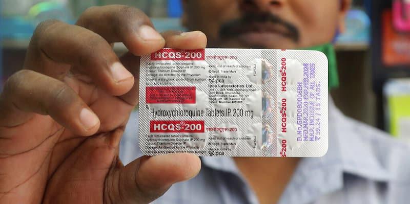 idrossiclorochina