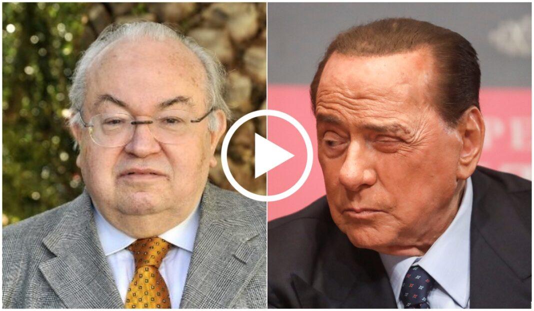 Franco e Berlusconi