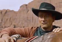 John Wayne, attore
