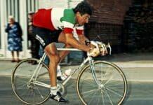 Moser, ciclista