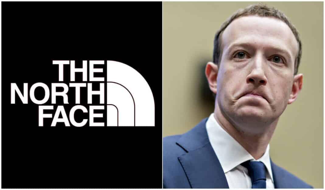 North Face Facebook