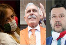 Pappalardo Meloni Salvini