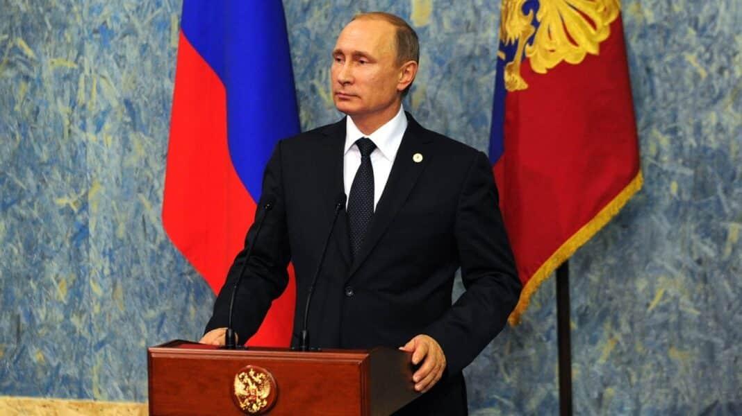 nazionalismo russo, Putin