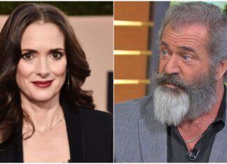 Winona Ryder e Mel Gibson