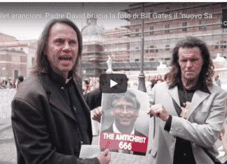 Padre David esorcismo Bill Gates