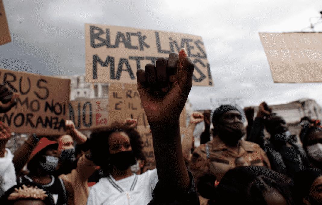 black lives matter sardine