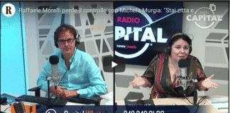 Murgia Morelli stai zitta