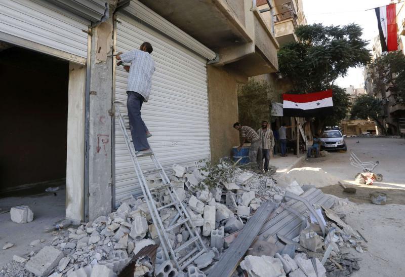 Siria, sanzioni