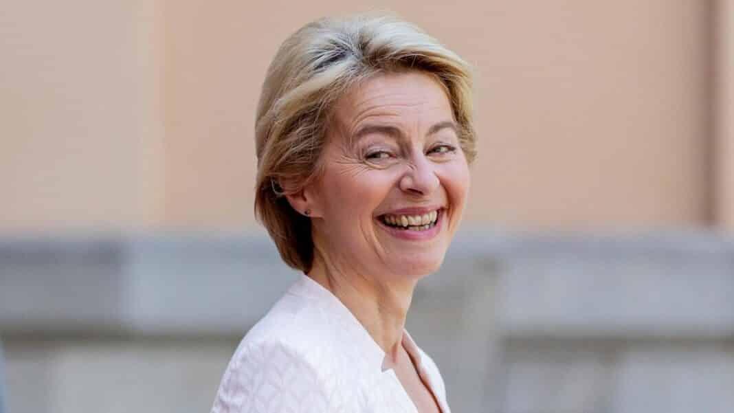Bruxelles, Ursula von der Leyen