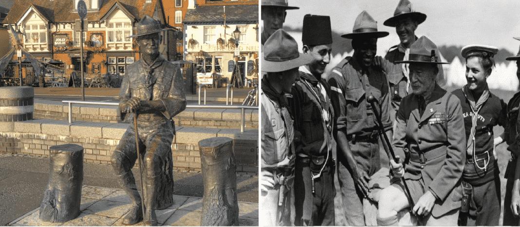 Baden-Powell era razzista. Via anche la statua del fondatore degli scout