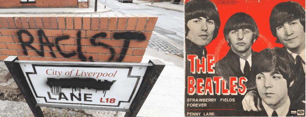 Beatles, Penny Lane è razzista