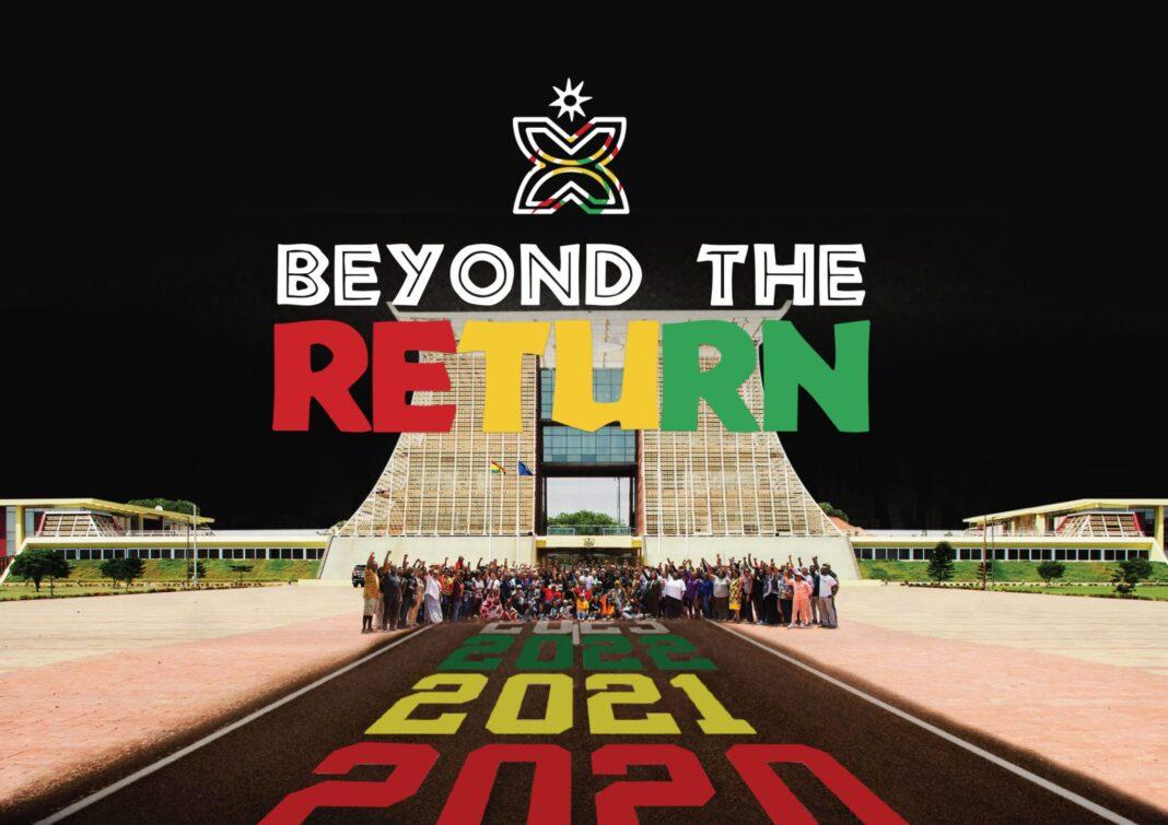 Ghana, progetto