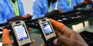 uganda cellulari export