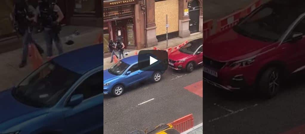 Glasgow, attentato