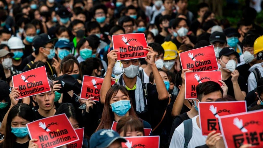 Hong Kong, proteste