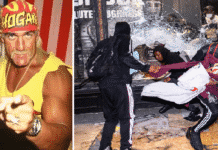 Hulk Hogan e la moglie Linda