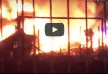 Lampedusa, date alle fiamme le barche degl immigrati