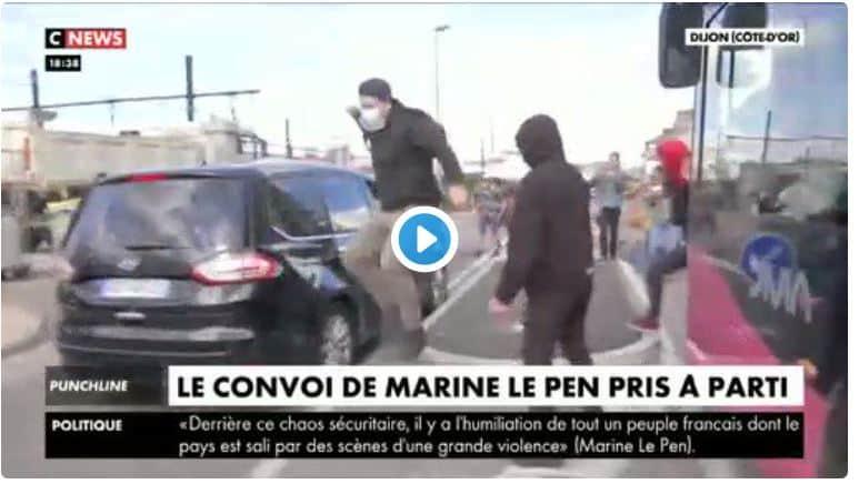 Le Pen, Digione