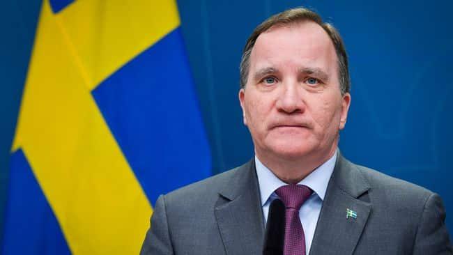 Lovfen, primo ministro della Svezia
