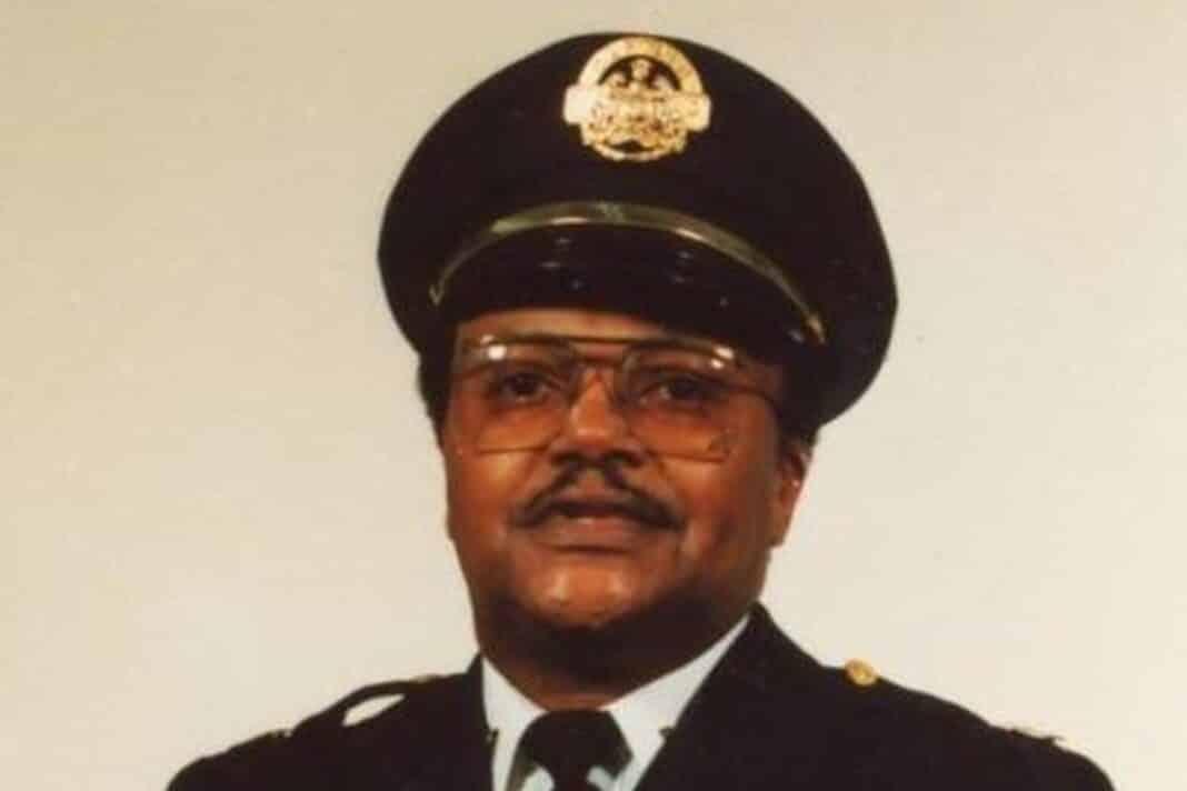 poliziotto in pensione