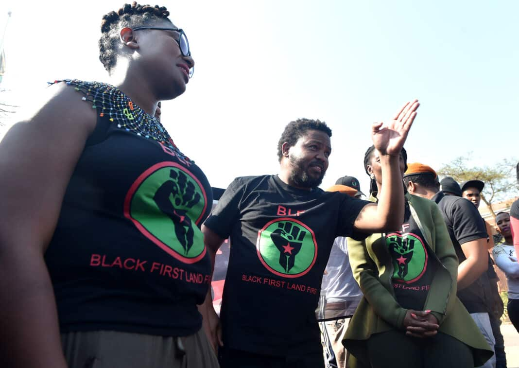 sudafrica razzismo anti bianchi