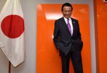 Giappone, vicepremier
