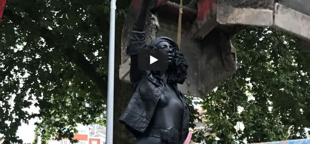 Bristol, statua
