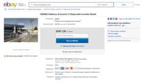 """""""Whirlpool in vendita a un euro su Ebay"""": l'ironica protesta"""