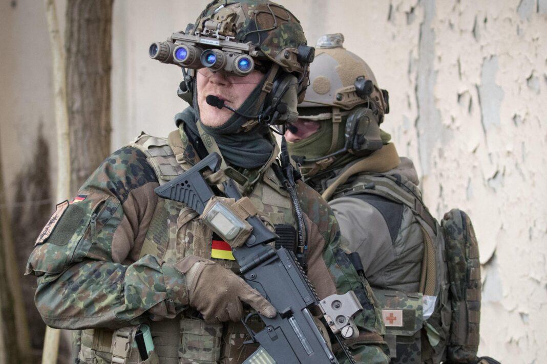 Germania, forze speciali