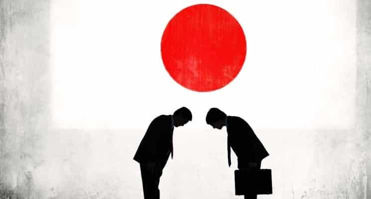Giappone, lavoro
