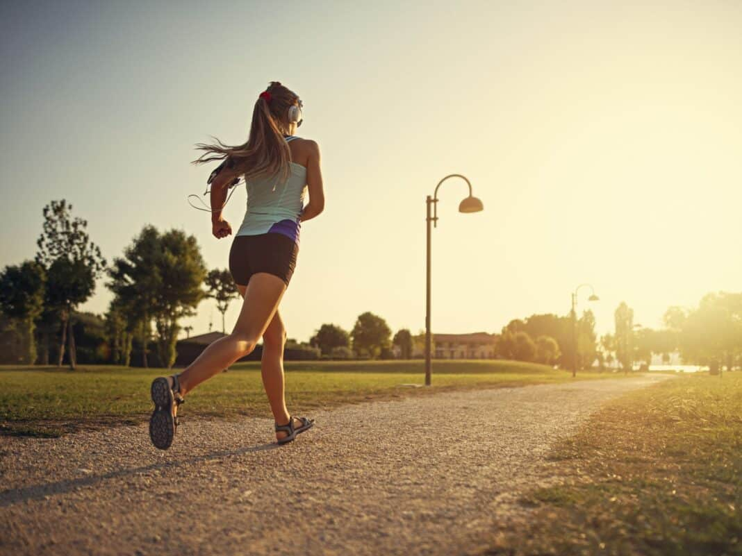 La Spezia, jogging