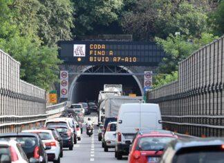 ligura caos autostrade
