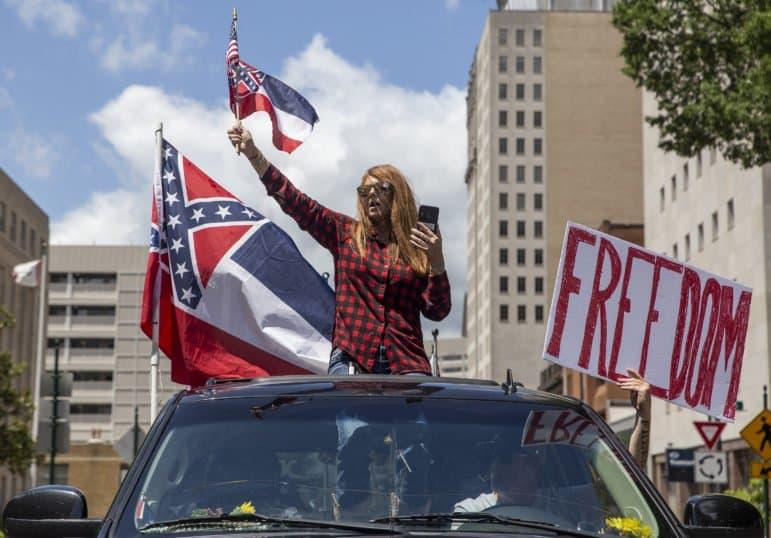 Mississippi, bandiera