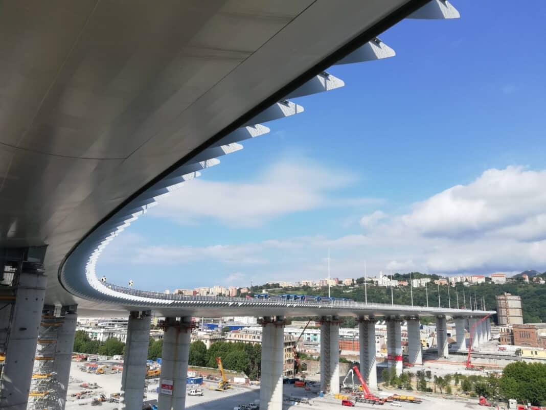 Ponte Genova, nuovo