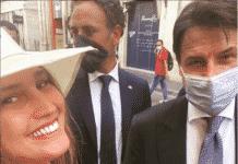 conte alessandra cantini ex studentessa selfie