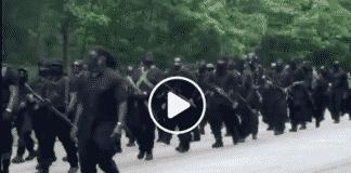 marcia afroamericani