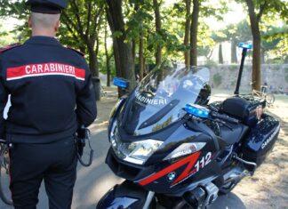 Milano, carabinieri