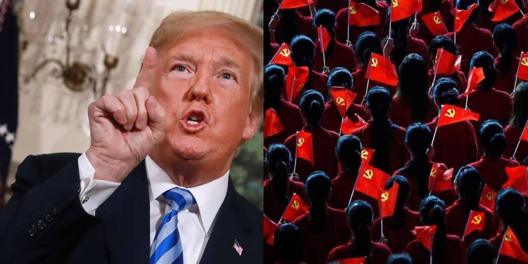 Trump, comunisti