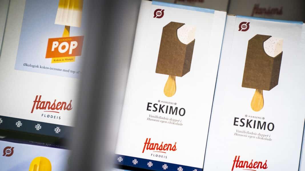 Eskimo, gelato