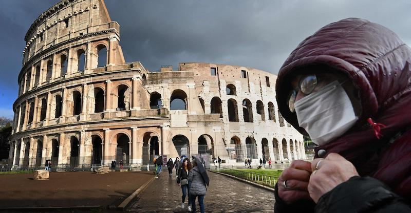 italia sola tempesta coronavirus