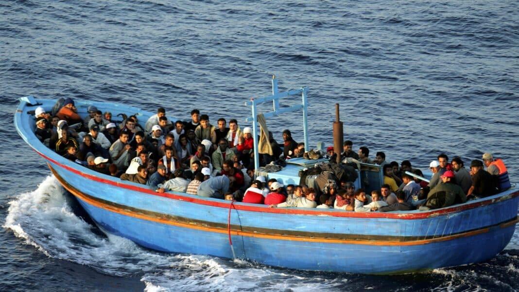 Lampedusa, sbarchi