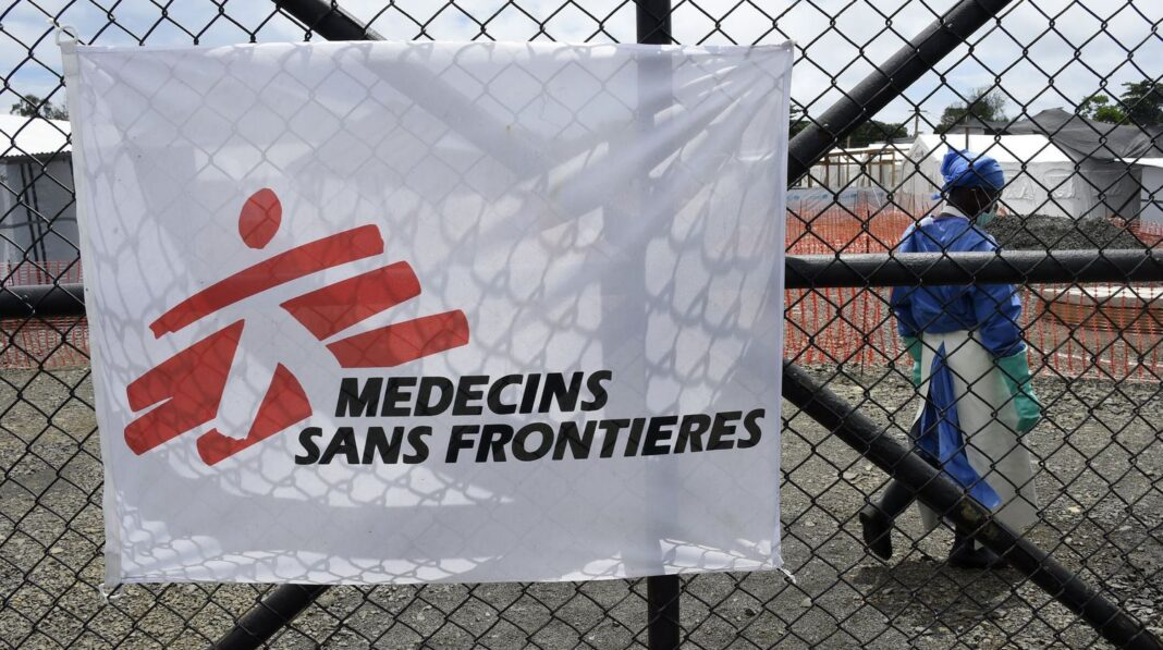Medici Senza Frontiere, razzismo