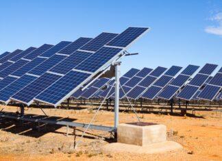 Namibia, energia