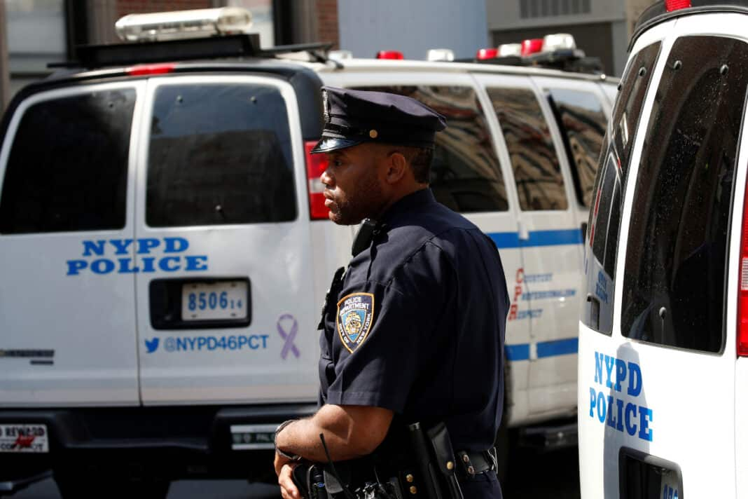 New York, polizia