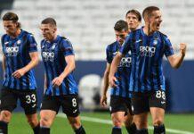 Atalanta calcio italiano