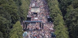 Manifestazione Berlino